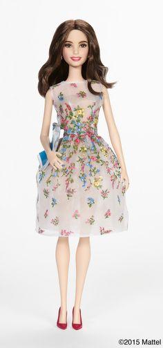 Emmy Rossum ООАК barbie doll