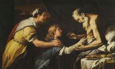 Η παρουσίαση του Ιακώβ στον Ισαάκ