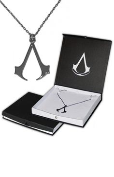 Assassin's Creed III Necklace