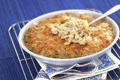 Receita de Bacalhau de família. Descubra como cozinhar Bacalhau de família de maneira prática e deliciosa com a Teleculinária!