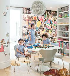Playroom | http://www.architecturaldigest.com/homes/homes/2012/02/david-mann-new-york-apartment-slideshow#slide=14