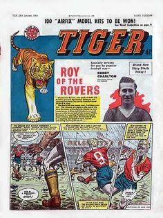 Tiger 28th Jan 1961 Portdean FAC Round 4