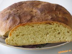 Nedávno som piekla tento kukuričný chlieb (podľa receptúry z jednej skvelej knihy o pečive), ale zda...
