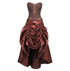VG-18920 - Steampunk Corset Dress