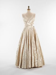 Evening dress - Lanvin 1938