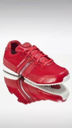 7561141ae18d Y-3 Sprint Trainers - Scarlet red £200