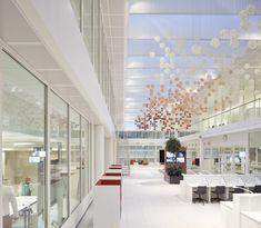 Gallery of Oslo Cancer Cluster Innovation Park / Dark Arkitekter + Arkitektpartner - 9
