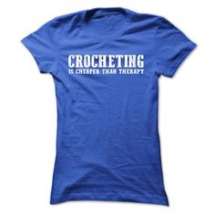 Crocheting - #birthday shirt #sweater for teens. MORE INFO => https://www.sunfrog.com/Funny/Crocheting-RoyalBlue-69539181-Ladies.html?68278