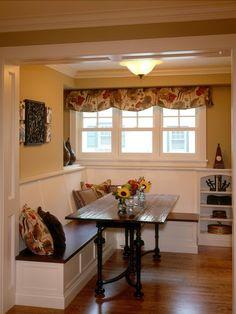 Kitchen Nook Ideas And Front Porch Entry Timber Ideas On Pinterest Kitchen Nook Breakfast
