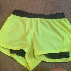 Brand new w/o tags nike dri fit shorts Built in spandex. Nike Shorts