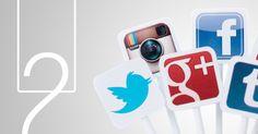 Tipos de redes sociales ¿para qué sirven? Parte 2, un artículo del blog de DesignPlus. No olvides compartirlo en tus redes sociales