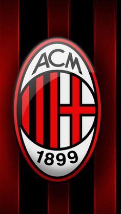 AC Milan logo.