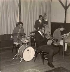Kenny Dorham: Trumpet, Chick Corea: Piano, Loiuse Haynes: Drums and Butch Warren: Bass