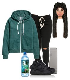 """""""GO JOIN STYLE ICON PLZ"""" by xtiairax ❤ liked on Polyvore featuring Native Union, H&M and NIKE"""