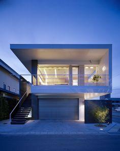 久留米の家 建築 シンプル モダン ハウス レジデンス インテリア リゾート Japan architecture simple modern house residence interior resort