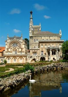Palace Hotel do Bussaco_Portugal