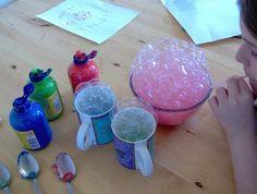 bubbles bubbles!