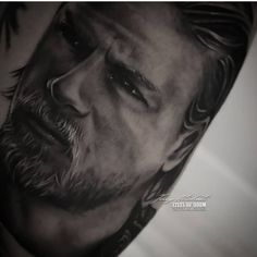 New Tattoos, Portrait, Fictional Characters, Art, Art Background, Headshot Photography, Kunst, Portrait Paintings, Performing Arts