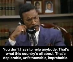 Seinfeld quote - Jackie Chiles & The Good Samaritan Law, 'The Finale'