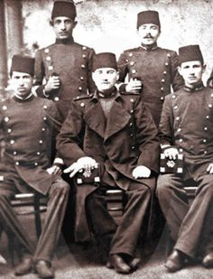 M kemal pasha at army school Turkish Soldiers, Turkish Army, The Turk, Great Leaders, Ottoman Empire, The Republic, My People, My Hero, Pictures
