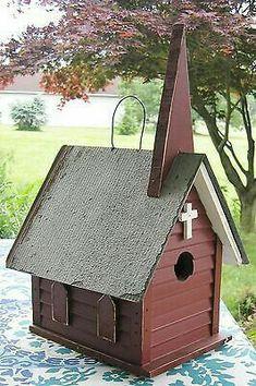 #woodenbirdhouses #birdhousekits