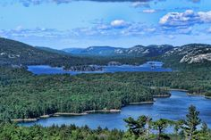 Would love to see this one day. Killarney Provincial Park ~ Considered one of Ontario Parks' crown jewels. Vacation Places, Places To Travel, Places To Visit, Vacation Ideas, Ontario Provincial Parks, Ontario Parks, Canada National Parks, Nostalgia, Scenery Pictures
