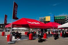 Aprilia at Daytona 2015  #aprilia #bearacer #daytona2015 #bike