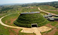 Maropeng Visitor Center in the Cradle of Humankind is a fascinating day trip for anyone visiting Gauteng, South Africa.