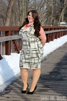 Valentine's Day in Fashion To Figure | Plus Size Fashion | Plus Size Fashion for Women