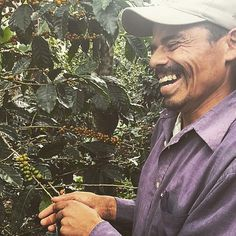 blessed are those who have the privilege of being in the presence of infectiously positive people  special props to Don Santos - Gold Mountain Coffee Growers