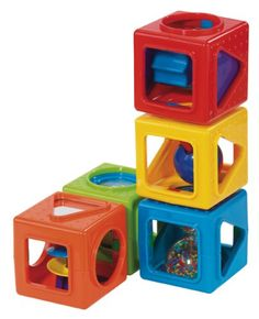 Earlyears Stacking Activity Cubes $19.00 (17% OFF)