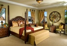 Interior Design Style Quiz | Take The Quiz & Receive A Free Bedroom Palette. My style: Tuscan.