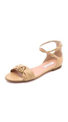 Flat Knot Sandals