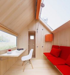 renzo piano, diogene | interior da casa mínima de piano, produzida pela vitra