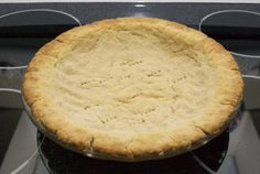 The EASIEST and MOST PERFECT pie crust EVER!