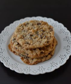 Cornflake Chocolate Cookies