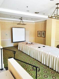 Meetings in The Jamestown Room @ The Berkeley Hotel RVA Richmond Hotel, Berkeley Hotel, Hotel Offers, Guest Room, Bathtub, Standing Bath, Bathtubs, Bath Tube, Guest Rooms