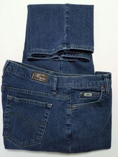 "Lee - Women's Jeans - Size 14 Short (29"" Inseam) Stretch Denim Pants -  Relaxed Straight Leg #Lee #RelaxedStraightLeg ..... Visit all of our online locations.....  www.stores.eBay.com/variety-on-a-budget .....  www.stores.ebay.com/ourfamilygeneralstore .....  www.etsy.com/shop/VarietyonaBudget .....  www.bonanza.com/booths/VarietyonaBudget .....  www.facebook.com/VarietyonaBudgetOnlineShopping"