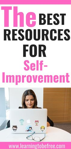 The are the best resources that I know about to help you change your life for the better. The resources include books, journals, online courses and more to help you live a life that you love. Click through to learn more about these courses that will help your self-improvement journey. #selfimprovement #personaldevelopment #onlinecourses #journalingprompts