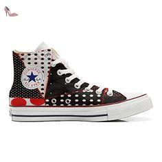 mys  Chuck Taylor, baskets montantes mixte adulte - multicolore - multicolore, 46 EU - Chaussures mys (*Partner-Link)