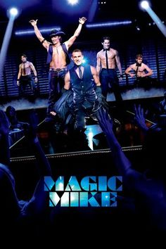 Watch Magic Mike Full Movie Streaming HD