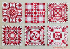 Fabadashery: August 2014 - Nearly Insane Quilt Update