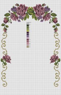 This Pin was discovered by Zey Cross Stitch Alphabet, Cross Stitch Embroidery, Hand Embroidery, Wedding Cross Stitch Patterns, Cross Stitch Flowers, Free To Use Images, Prayer Rug, Flower Patterns, Machine Embroidery Designs