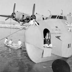 """BOAC 314 """"Berwick"""""""