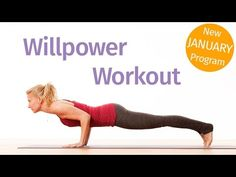 Yoga Willpower Workout - YouTube