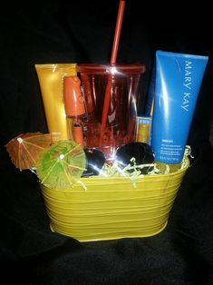 Mary kay his and her gift set mk men daily double mk satin mary kay beach mom gift set from ingas gift boutique negle