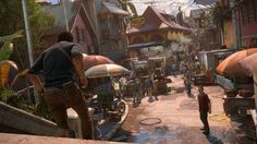 Uncharted 4: A Thief's End - Nate and Sully
