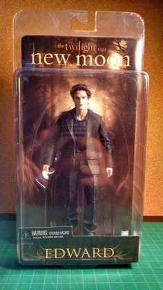 from $20.0 - Neca Reel Toys The #twilight Saga New Moon Edward Action Figure 2009