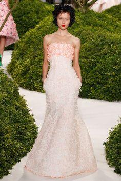 Christian Dior Alta Costura Primavera Verano 2013: