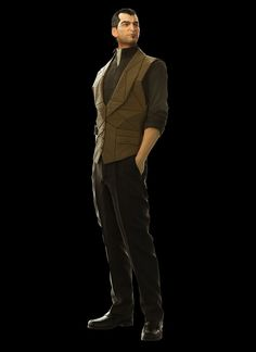 View an image titled 'David Sarif Art' in our Deus Ex: Human Revolution art gallery featuring official character designs, concept art, and promo pictures. Game Character Design, Character Concept, Character Art, Character Reference, Art Reference, Concept Art, Cyberpunk Rpg, Cyberpunk Character, Call Of Cthulhu